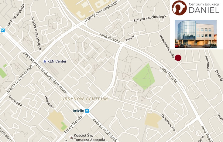 CE_DANIEL- mapa Nowoursynowska154A